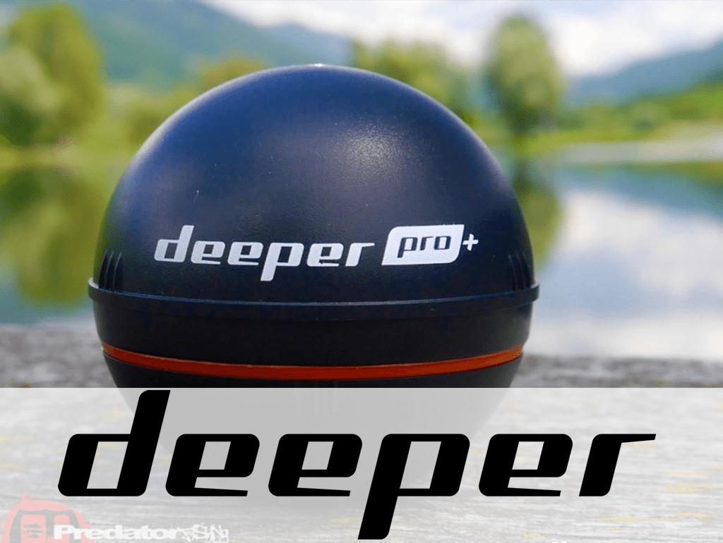 Deeper Fishfinder Heroes Program