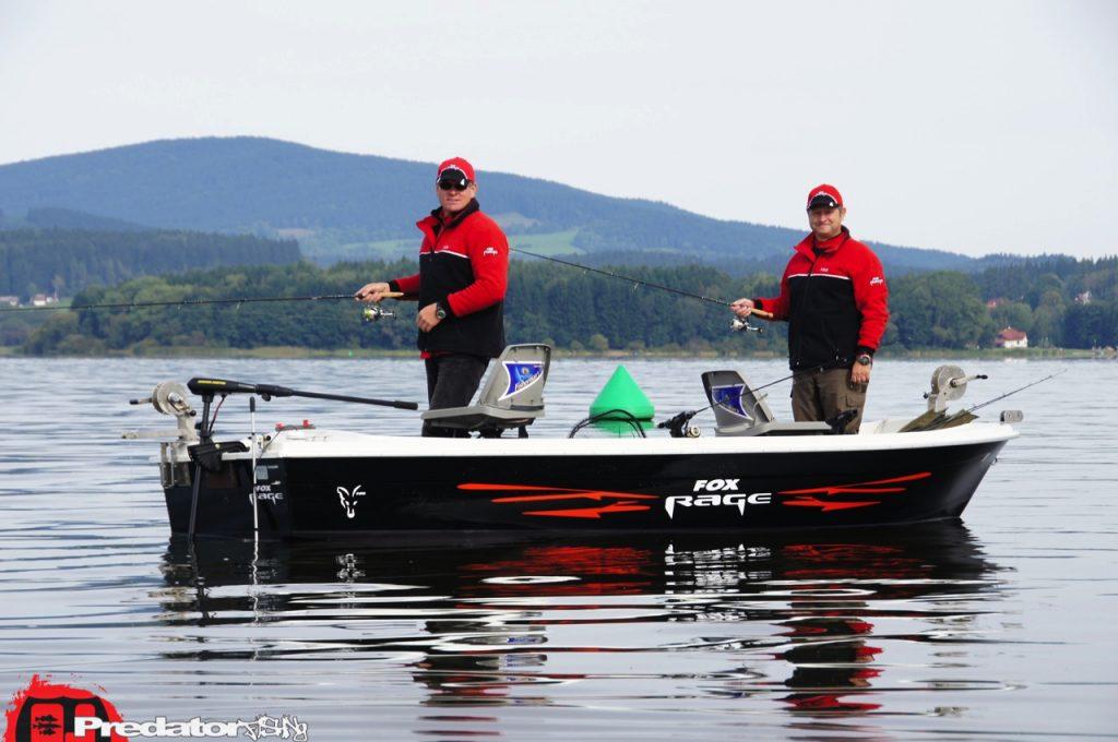 Lake Trophy 2012 mit FOX Rage