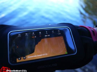 Deeper Smart Fishfinder-Test