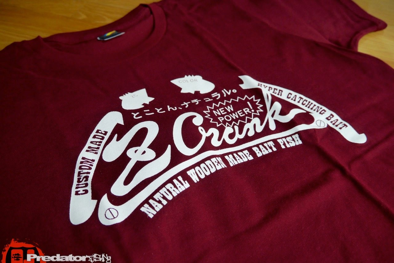 Megabass-Z-Crank-Shirt