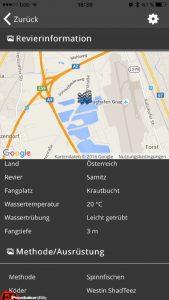 Tiddlr Smartphone Fangbuch App
