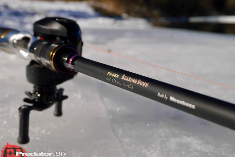 Megabass Destroyer LEGEND WORKS LIMITED