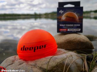 Deeper Fishing Cover - Night Cover predatorfishing Nachtangeln
