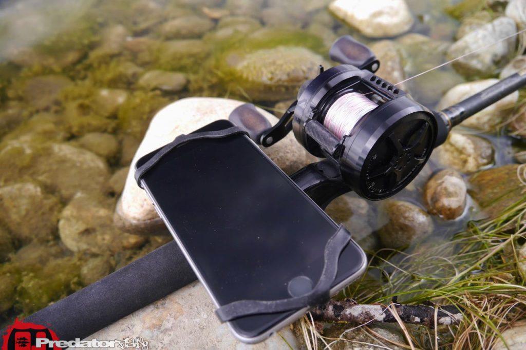 Deeper Smartphone Mount - Smartphone Halterung