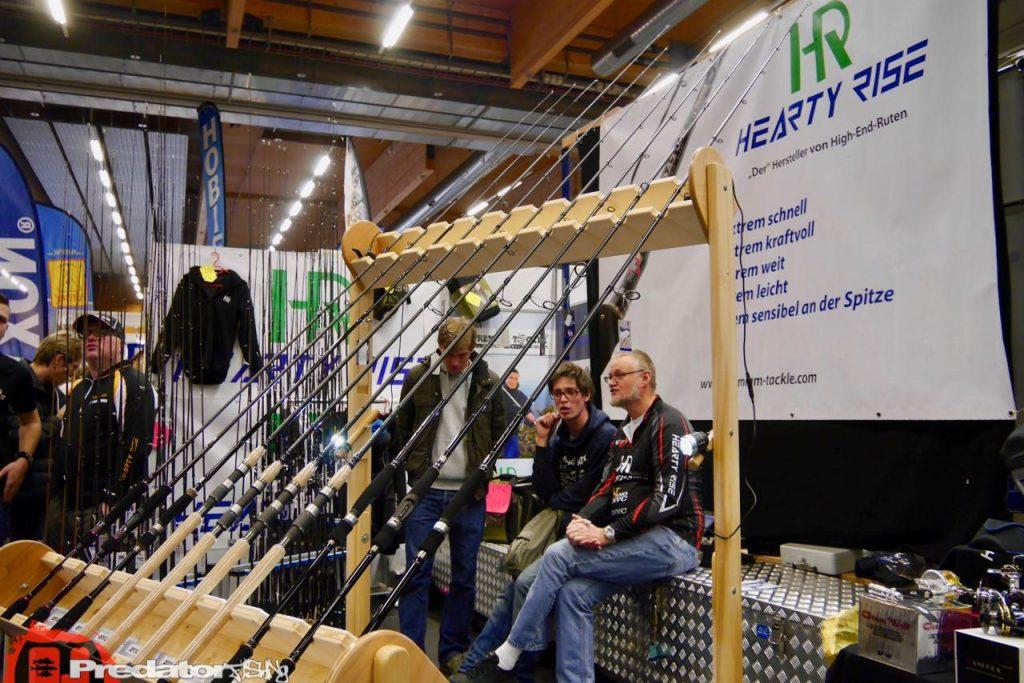 Fishing Festival 2017 die Messe für Raubfischangler