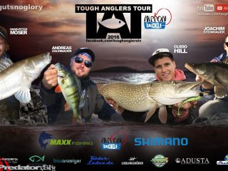 Infos zur Tough Anglers Tour 2016