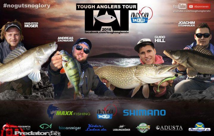 Infos zur Tough Anglers Tour 2016