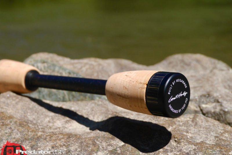 Megabass Great Hunting GH67-3LSS Forellenrute