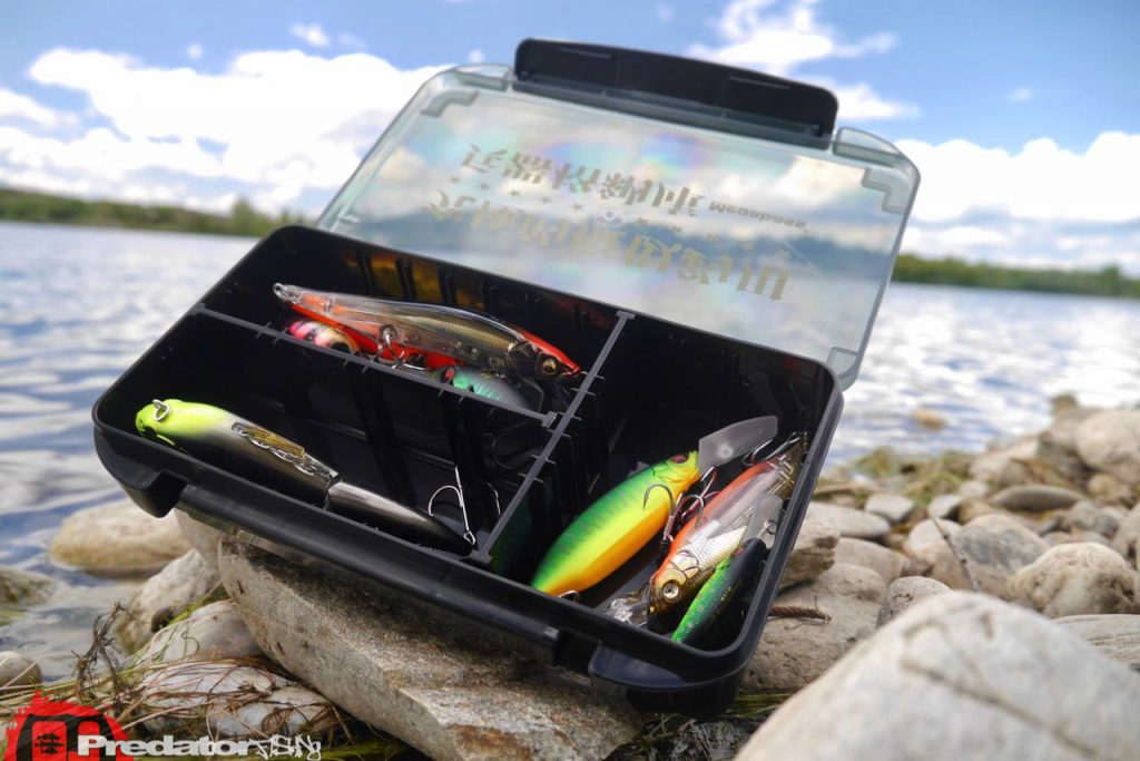Megabass Lunker Lunch Box Special Edition Köderbox predatorfishing