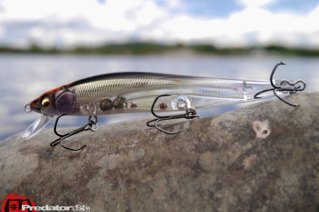 Megabass limited edition VISION 110 RACING signal racing Shad predatorfishing