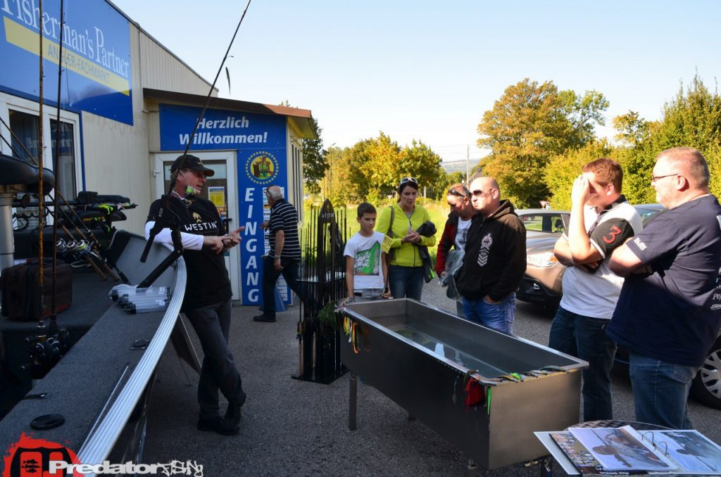 Oktoberfest beim Fishermans Partner und Westin war dabei