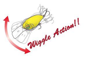 Megabass WIGGLE GRIFFON Crankbait