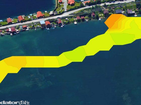 Lakebook Deeper Data Manager predatorfishing
