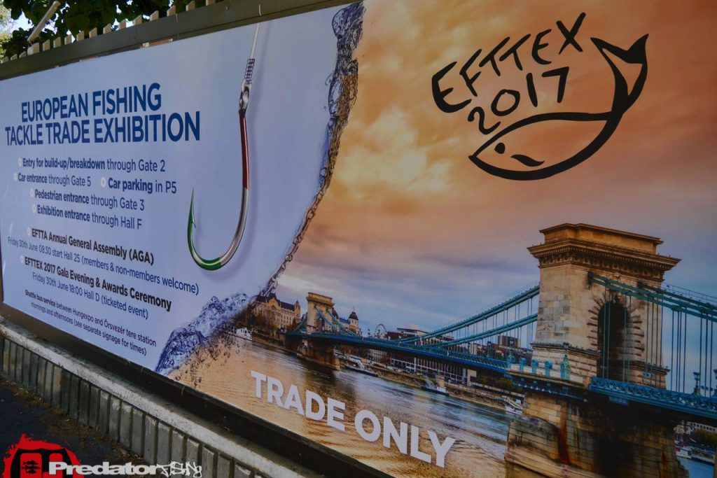 EFTTEX Budapest 2017 Tackle Trade Exhibition - 2-predatorfishing