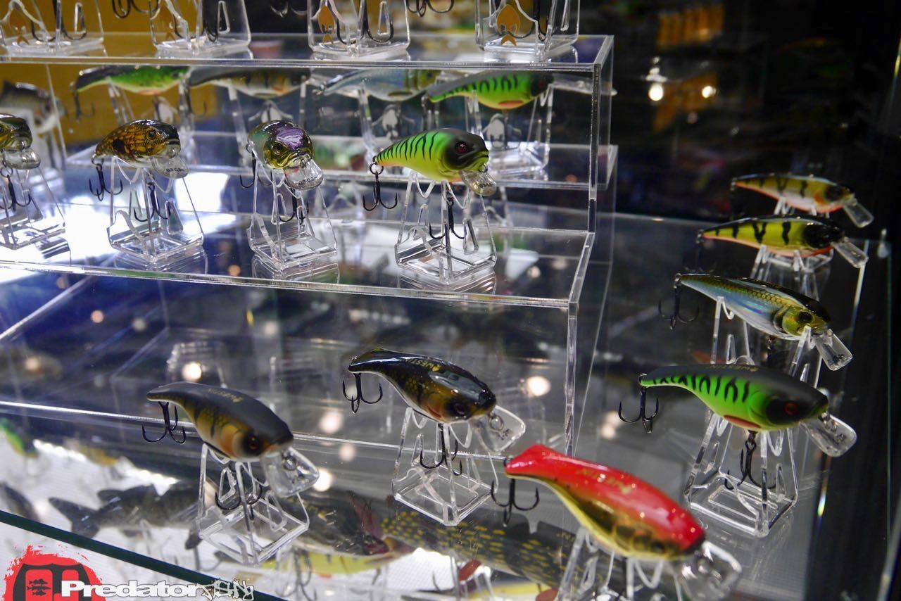 EFTTEX Budapest 2017 Tackle Trade Exhibition - Westin Rawbite-predatorfishing