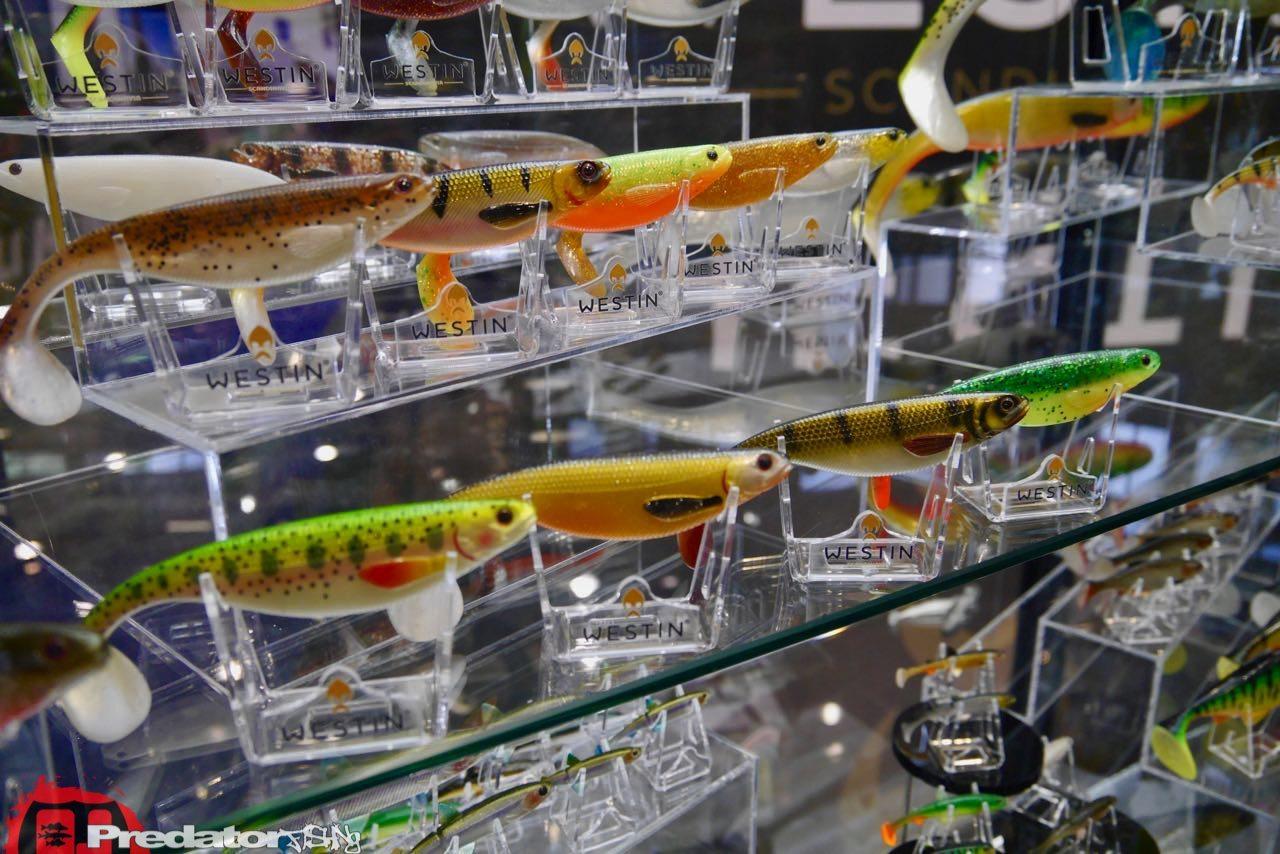 EFTTEX Budapest 2017 Tackle Trade Exhibition - Westin ShadTeez-predatorfishing