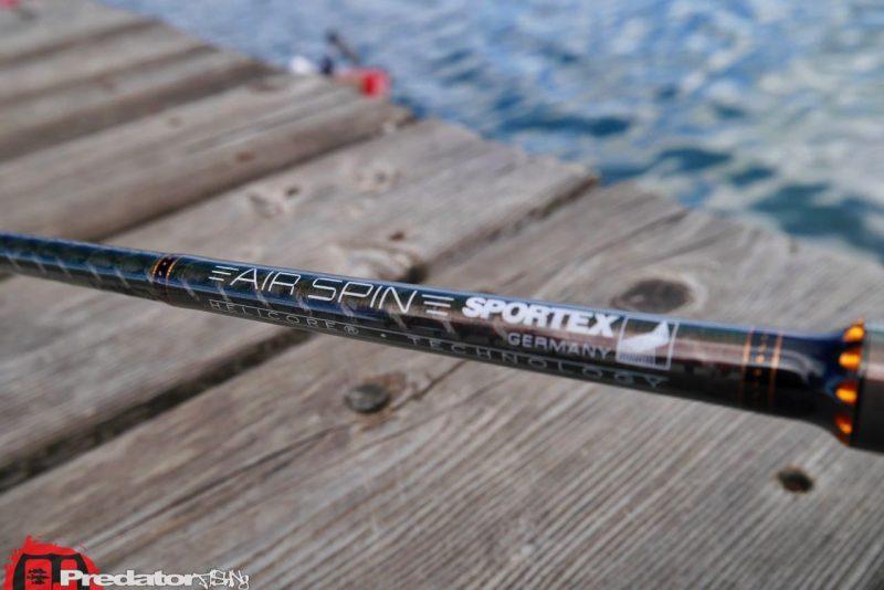 Sportex AIR Spin