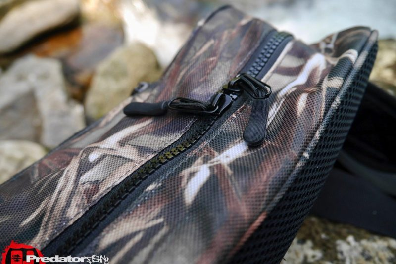 Megabass RAPID BAG real Camo