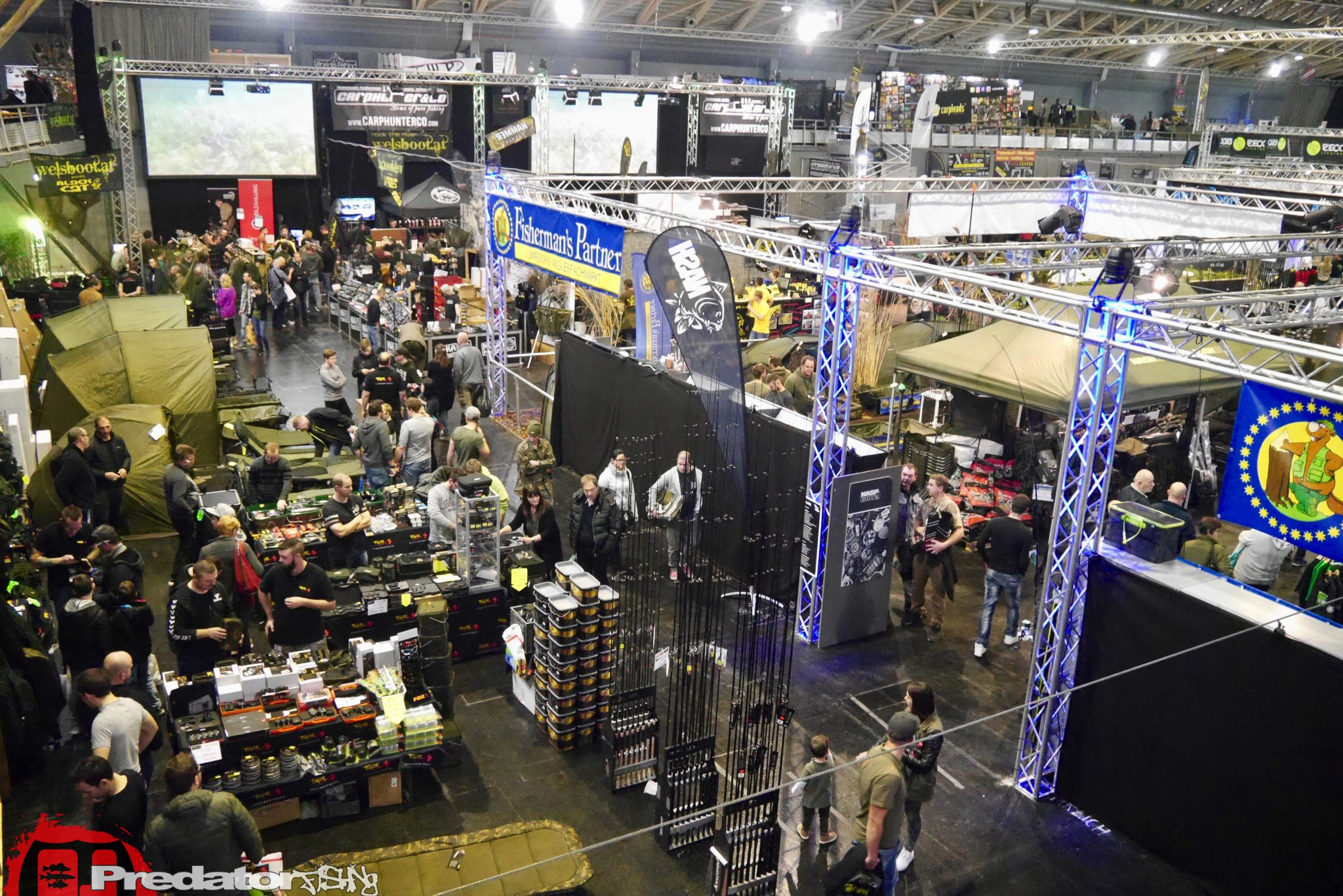 Spirit of Fishing 2017 Arena Nova