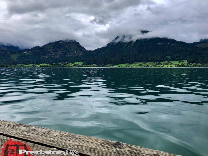 Raubfisch-Angeln am Wolfgangsee im Salzkammergut